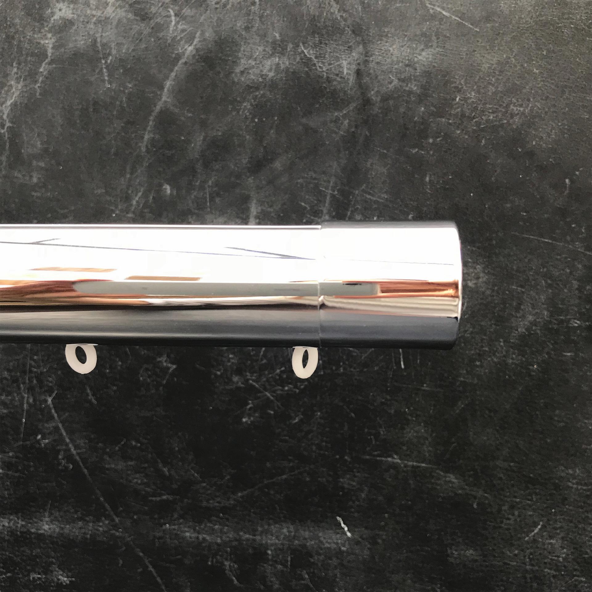 Frisch Gardinenstange Bauhaus Design