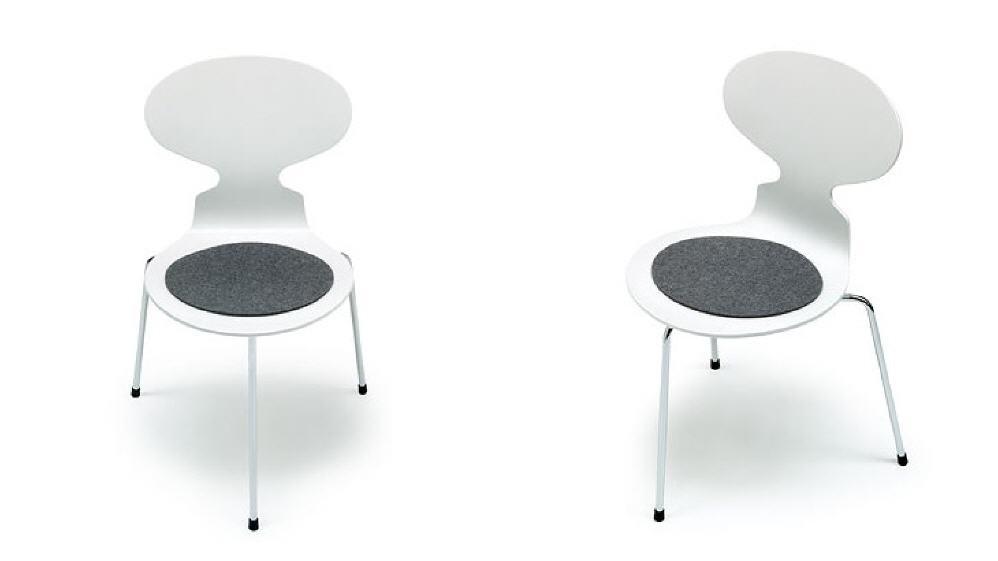 Arne Jacobsen Ameise designers living by designers home onlineshop fuer hochwertige