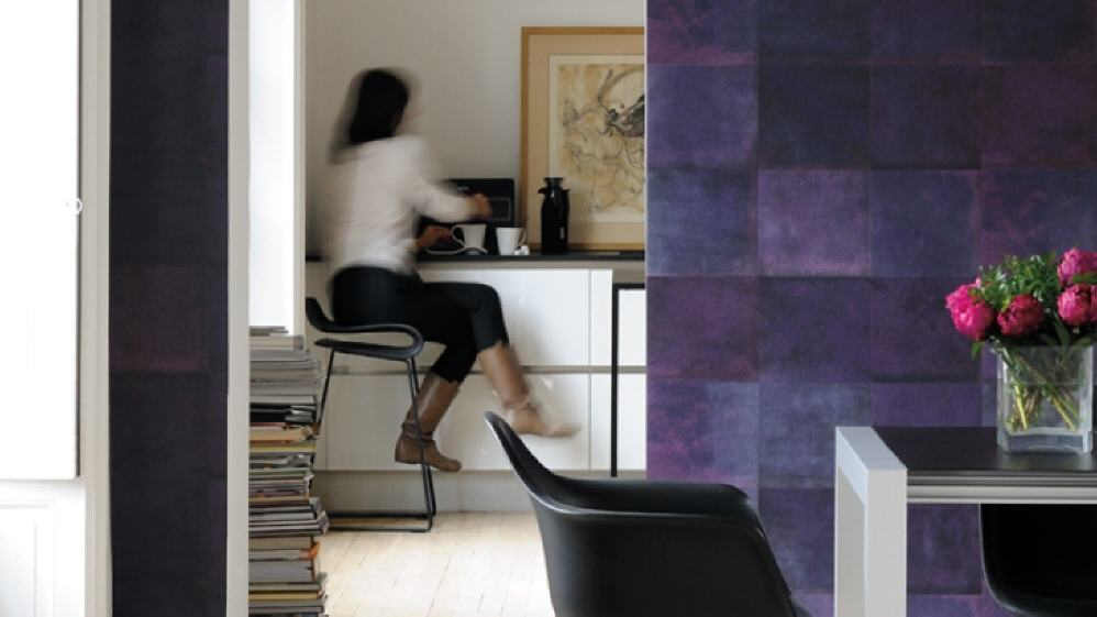 Fell Tapete designers living by designers home onlineshop fuer hochwertige