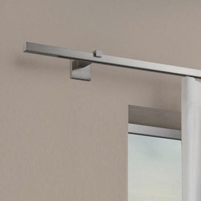 Designers living by designers home onlineshop fuer hochwertige produkte zur inneneinrichtung - Gardinenstange wandmontage ...
